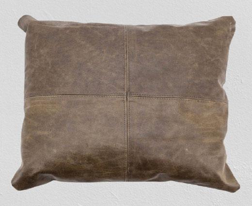 Rectangular Cushion - Vintage Brown