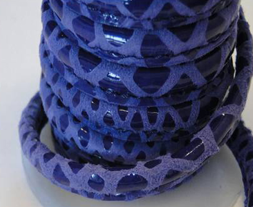 Buy Leather-Reptile-RSPS-09-Violet at wholesale prices