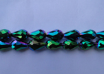 Water Glass Beads -8mm*11mm-Cosomo Jet
