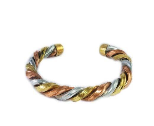Brass Cuffs - SUNBC01 -Designer