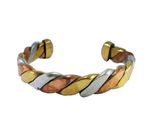 Brass Cuffs - SUNBC03 -Designer