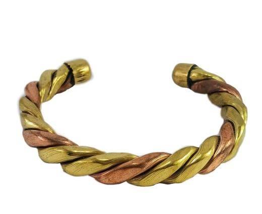 Brass Cuffs - SUNBC05 -Designer