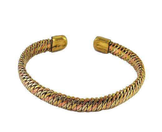 Brass Cuffs - SUNBC06 -Designer