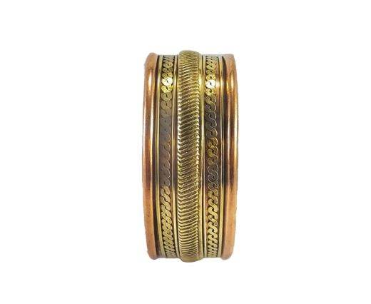 Brass Cuffs - SUNBC08 -Designer