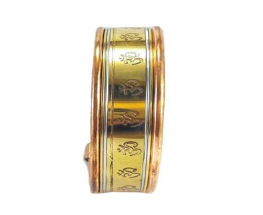 Brass Cuffs - SUNBC10 -Designer