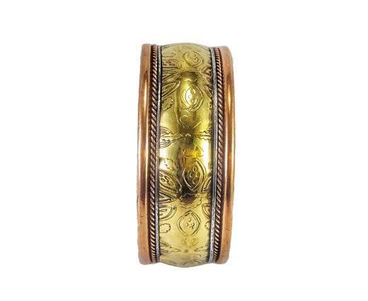 Brass Cuffs - SUNBC11 -Designer