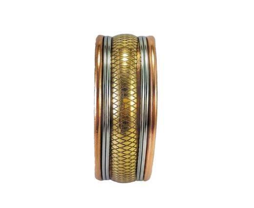Brass Cuffs - SUNBC13 -Designer