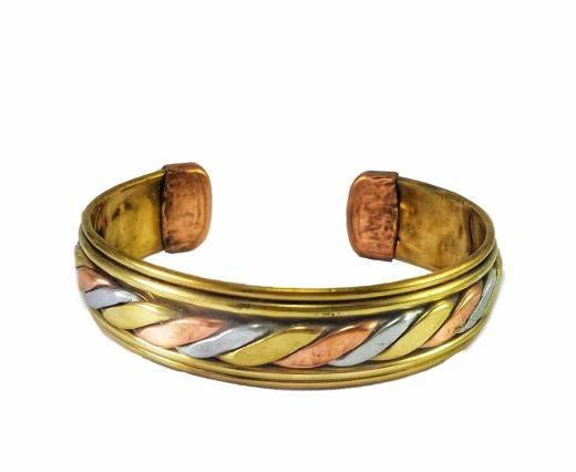 Brass Cuffs - SUNBC16 -Designer