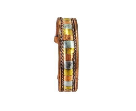 Brass Cuffs - SUNBC15 -Designer