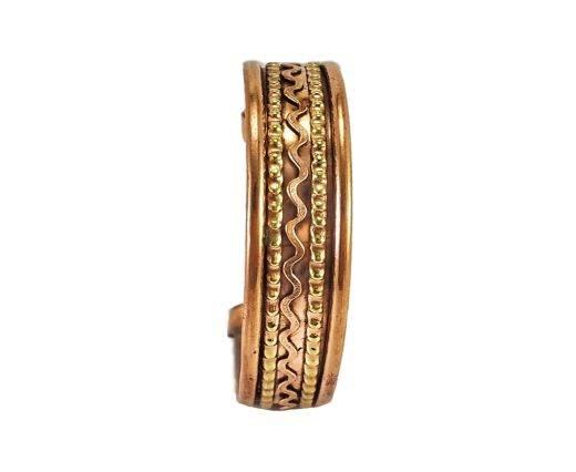 Brass Cuffs - SUNBC27 -Designer