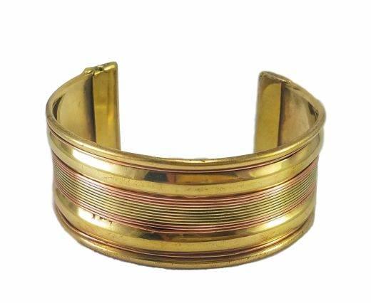 Brass Cuffs - SUNBC17 -Designer