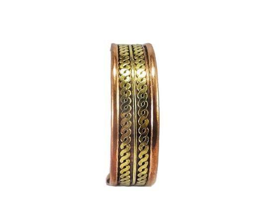 Brass Cuffs - SUNBC19 -Designer