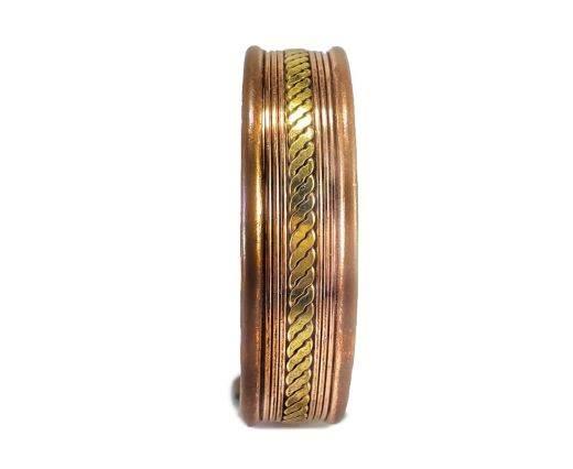 Brass Cuffs - SUNBC21 -Designer