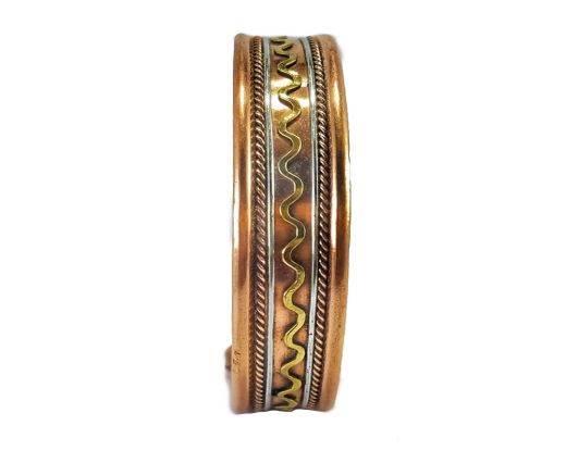 Brass Cuffs - SUNBC23 -Designer