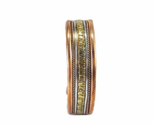 Brass Cuffs - SUNBC25 -Designer