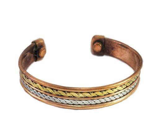 Brass Cuffs - SUNBC26 -Designer