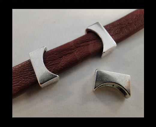 Zamak part for leather CA-3515