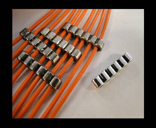 Zamak part for leather CA-3485