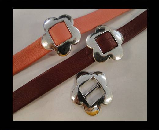Zamak part for leather CA-3452M