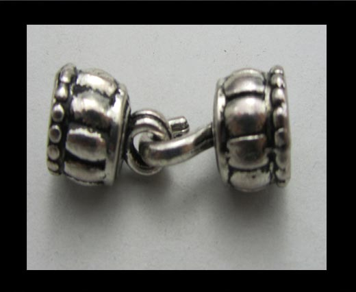 Buy Zamak magnetic clasp ZAML-36 at wholesale prices
