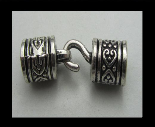 Buy Zamak magnetic clasp ZAML-37 at wholesale prices