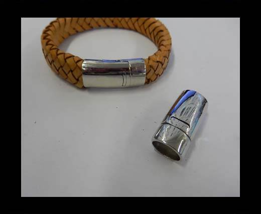 Zamak magnetic clasp ZAML-78-10*6.5MM-Steel