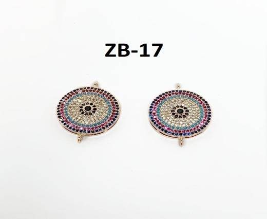 ZB-17 Rose Gold 18mm
