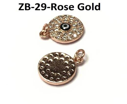 ZB-29-Rose Gold N 10mm