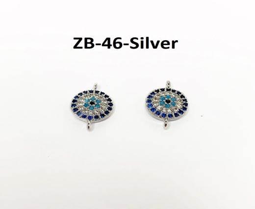 ZB-46-Silver n 8mm